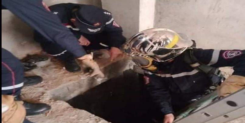 واد غير+ بجاية+محطة ضخ مياه الصرف الصحي بمحاذاة سجن واد غير بولاية بجاية+انتشال جثث 8 أشخاص+أسباب الوفاة+station-dépuration-Oued-Ghir