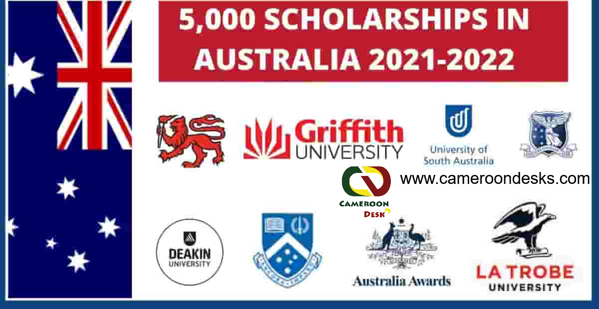 5,000 Australian Scholarships 2021-2022 | Fully Funded