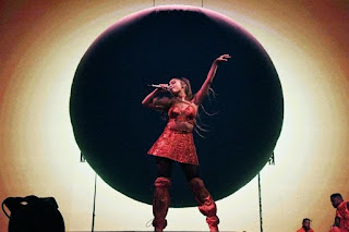 ALBUM: Ariana Grande – K Bye For Now (Swt Live) Zip File Download