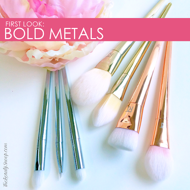 Real Techniques Bold Metals
