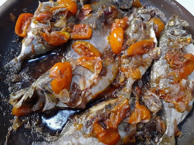Gammi Bawis, Kuliner Halal khas Bontang Kalimantan Timur