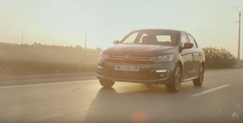 Canzone Nuova Citroen C-Elysée pubblicità comfort & eleganza - Musica spot Novembre 2016