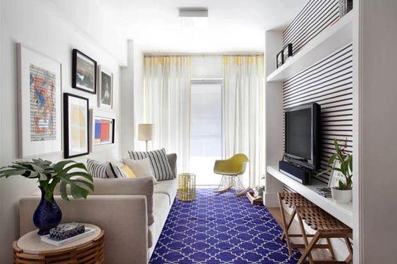 Casa de ideias e decora o dicas pra decorar salas - Portobello decoracion ...