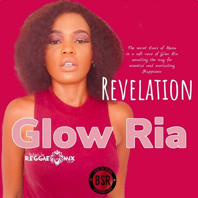 """Glow Ria Releases Her First Album Called """"Revelation"""""""