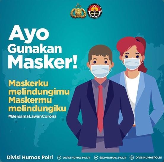 Ayo Gunakan Masker