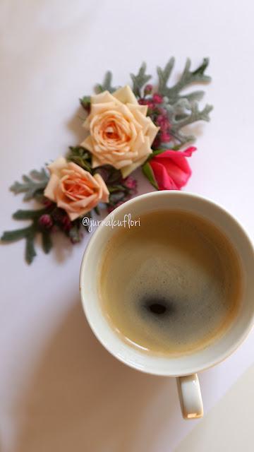#cafea #flori