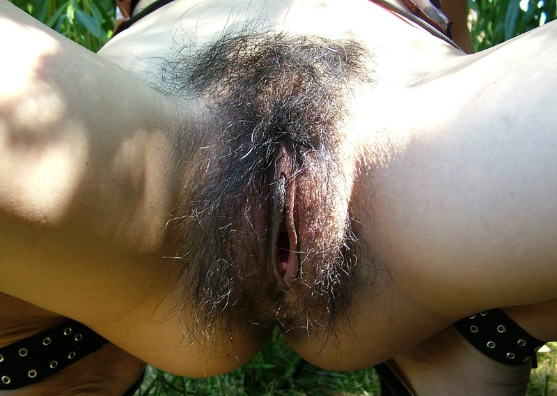 Hairy camel toes