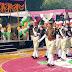 जौनपुर में धूमधाम से मनाया गया गणतंत्र दिवस, चहुंओर फहरा तिरंगा