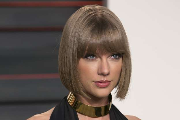 Taylor Swift leads MTV Europe award nods