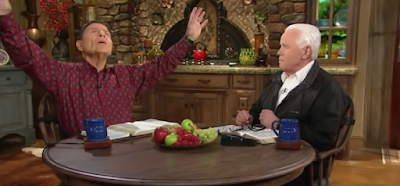 Kenneth Copeland and Jesse Duplantis