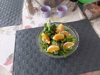 Εύκολη και γρήγορη σαλάτα