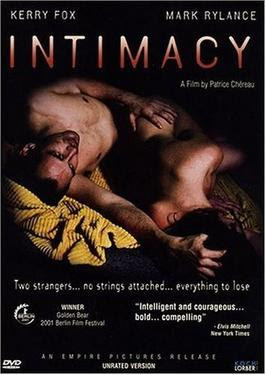 Intymność film erotyczny plakat