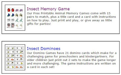 free insects games