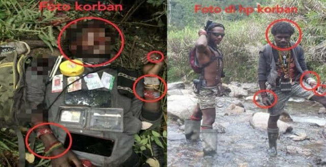 Suriastawa Ungkap Korban Kontak Senjata di Intan Jaya Adalah KSB