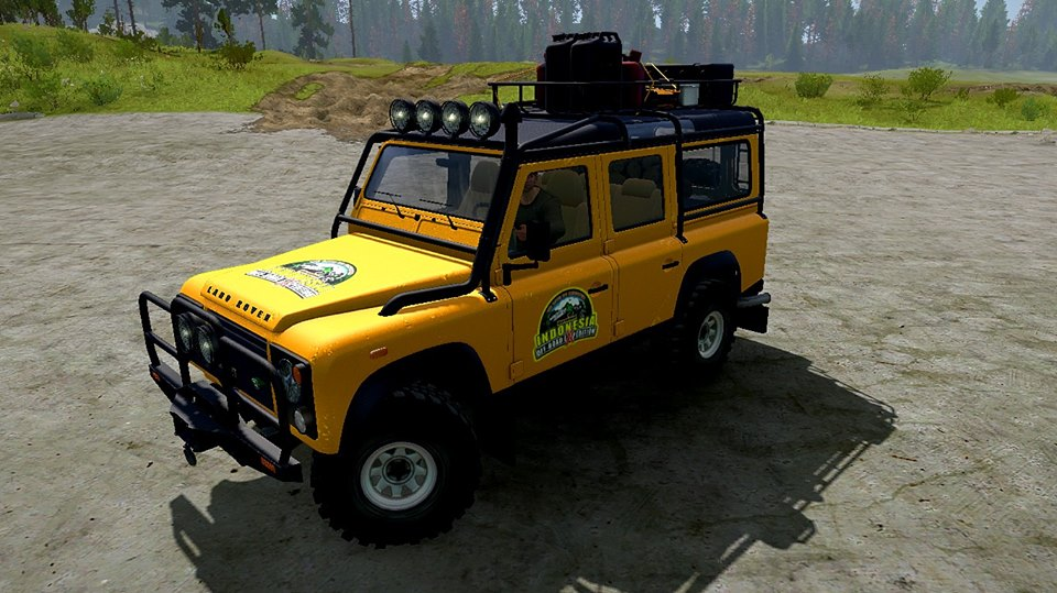 43 Mod Mobil Iox Mudrunner HD