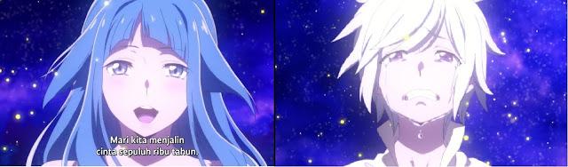 Movie Danmachi Orion no Ya Artemis Cinta 10.000 Tahun