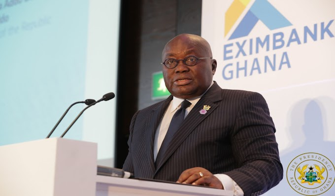 """Ghana Is A Haven Of Peace, Stability"" – President Akufo-Addo To UK Investors"