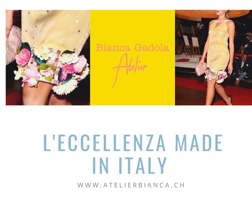 stilisti italiani Bianca Gadola