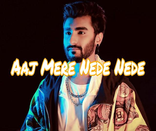 RCR RAP AAJA MERE NEDE NEDE LYRICS | Mtv Hustle RCR Rap Lyrics