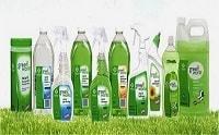fabricacion de productos de limpieza
