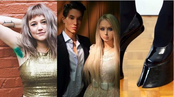 6 Bizarre Fashion Trends [ Especially the last one ]