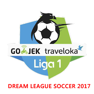DLS Mod Apk Liga 1 Indonesia Gojek-Traveloka