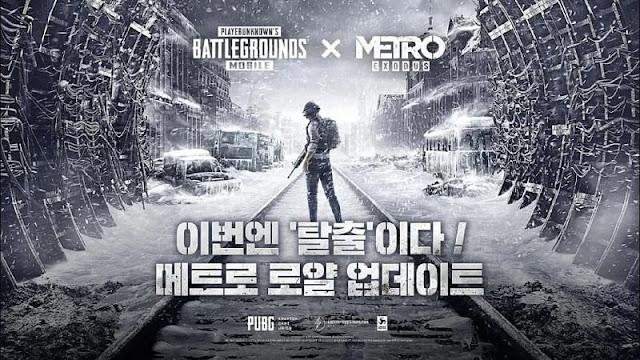 PUBG Mobile Korean (KR) 1.1 Update APK and OBB Download links