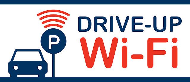 Drive-up Wifi