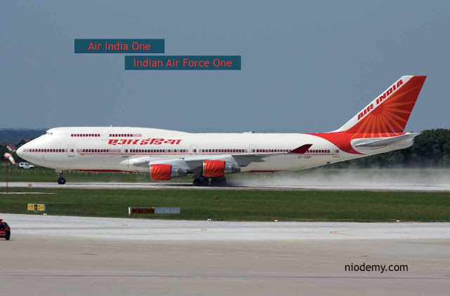 Air India One - Indian Air Force One