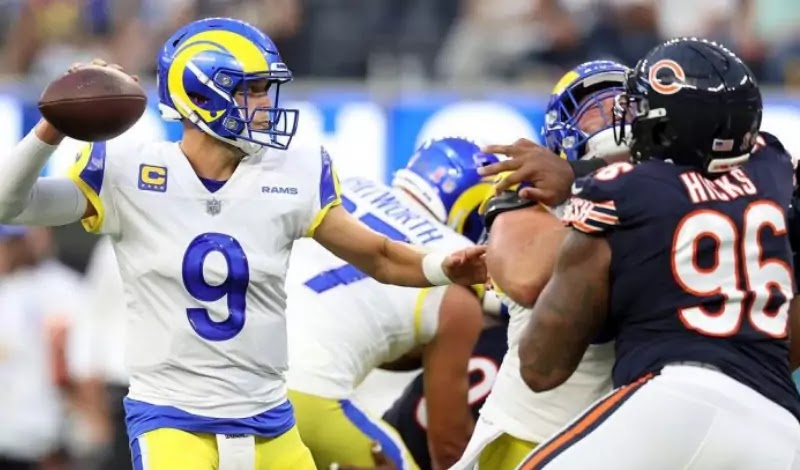 Stafford to star for Rams; Dalton-Fields controversy grows at Bears