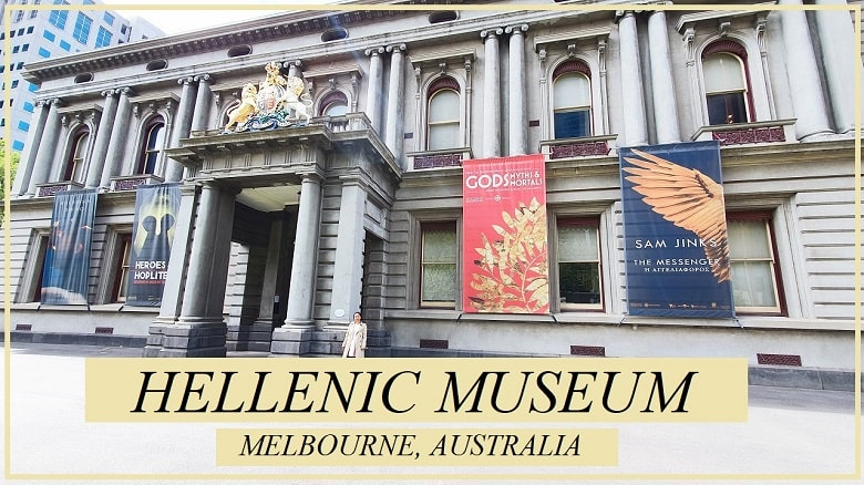 The Hellenic Museum in Melbourne