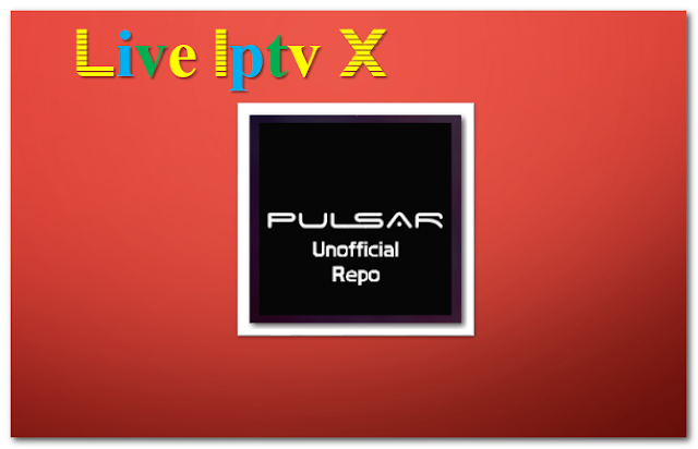Pulsar Unofficial Repo OLD TV Show Addon