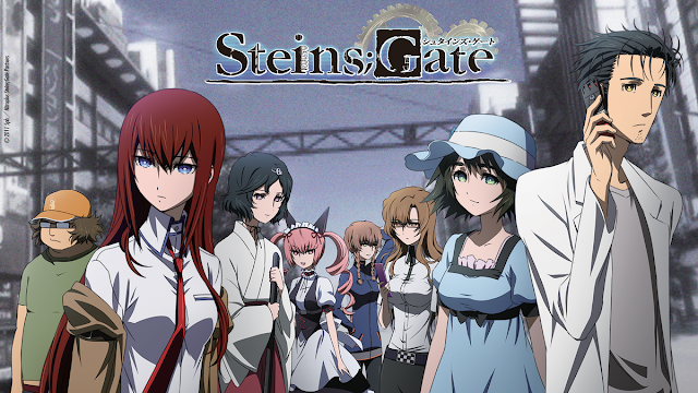 Steins Gate (Episode 01 - 24) Batch Subtitle Indonesia