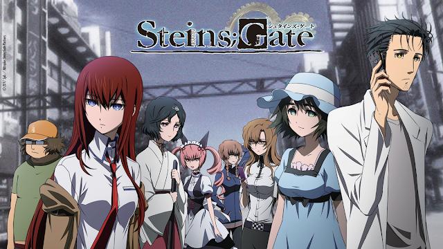 Steins Gate (Episode 01 - 24) Batch Subtitle Indonesia