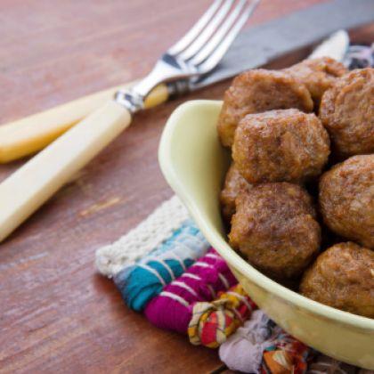 Campfire Meatballs Recipe