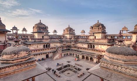 Orchha Fort Niwari