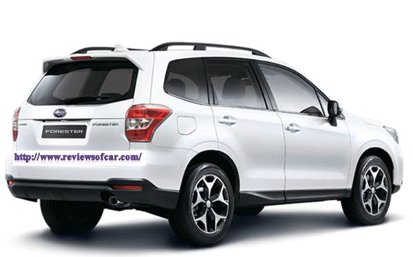 2017 subaru forester changes reviews of car. Black Bedroom Furniture Sets. Home Design Ideas