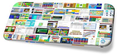 Aplikasi raport SMA kurikulum 2013 revisi maupun KTSP 2006 Gratis