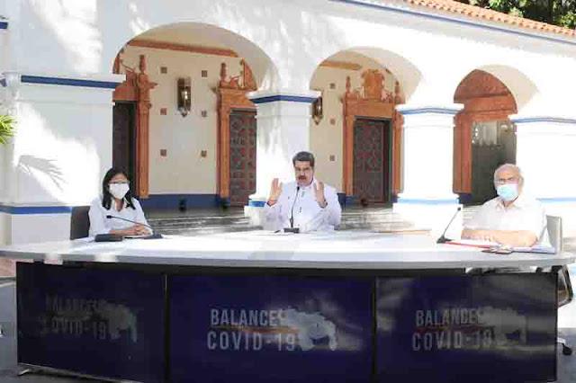 LARA ENTRE LAS 13 ENTIDADES CON PRESENCIA DE LA VARIANTE BRASILEÑA DEL CORONAVIRUS