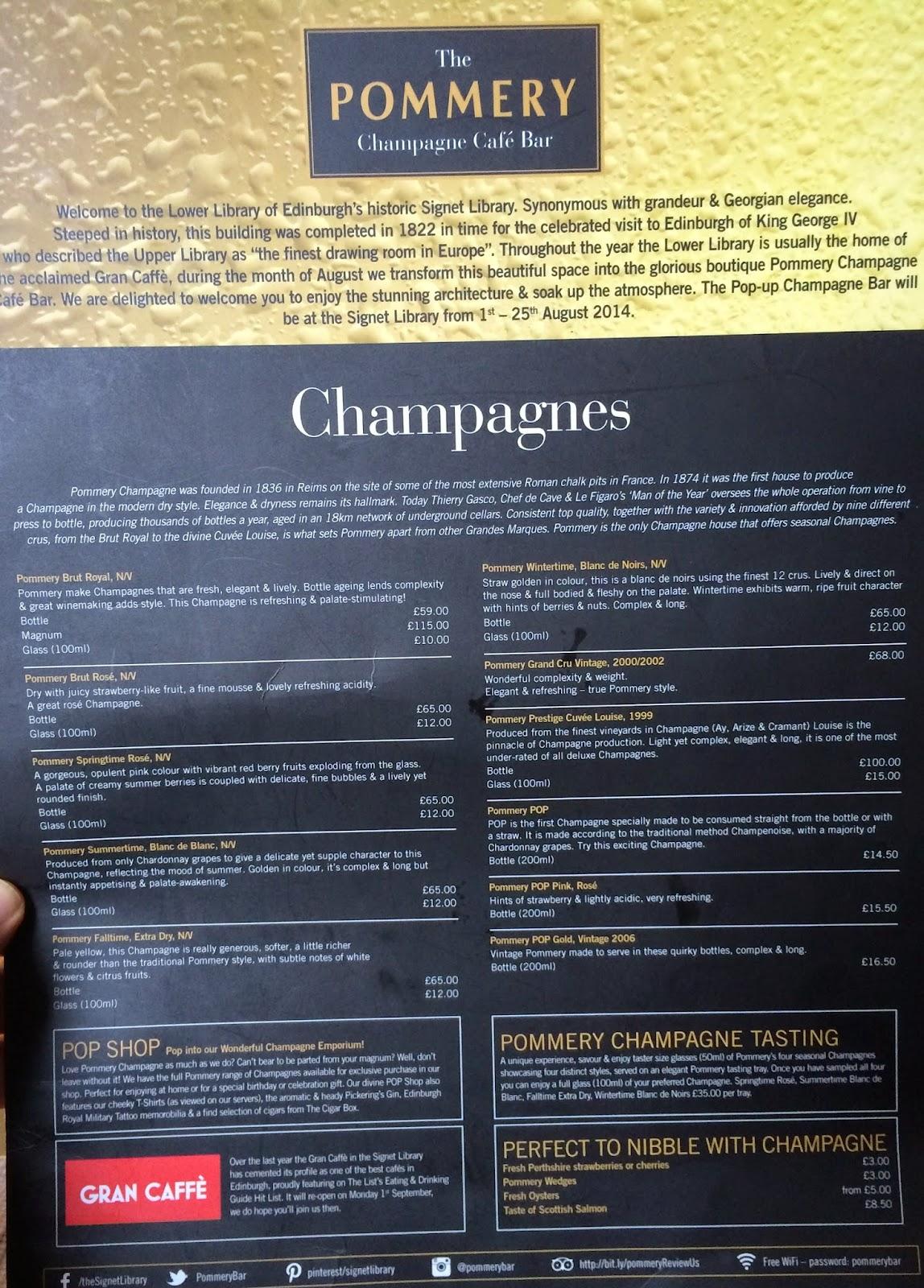 TASTE OF HAWAII: POMMERY CHAMPAGNE'S POP-UP WINE BAR IN ...