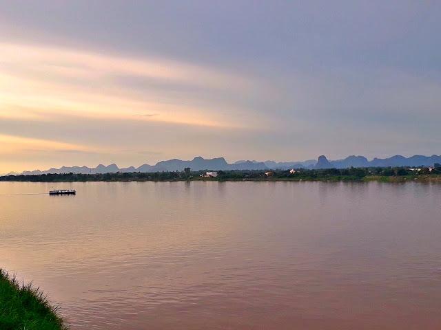 Levy Amosin in Nakhon Phanom