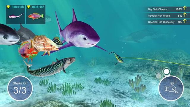 افضل العاب صيد السمك للاندرويد