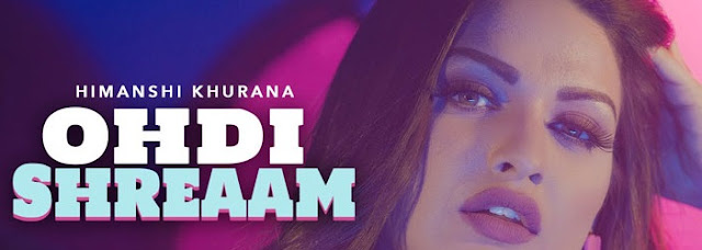ओदी शरेआम (OHDI SHREAAM) LYRICS by Himanshi Khurana