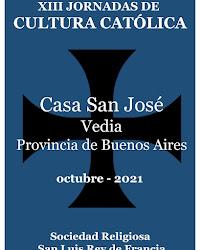 XIII Jornadas de Cultura Católica Vedia 2021