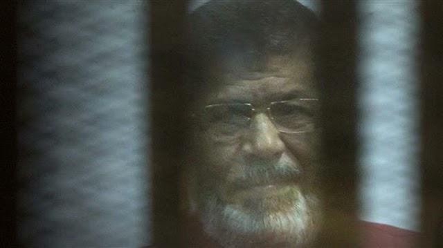 Egypt's former President Mohamed Morsi dies in court