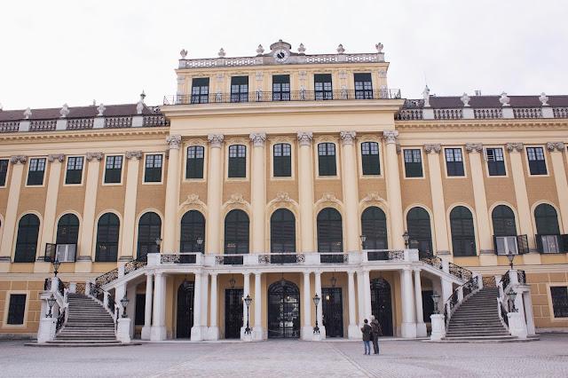 Vienne avec Transavia