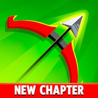 Jogo de arco incrível para Android Com Mod