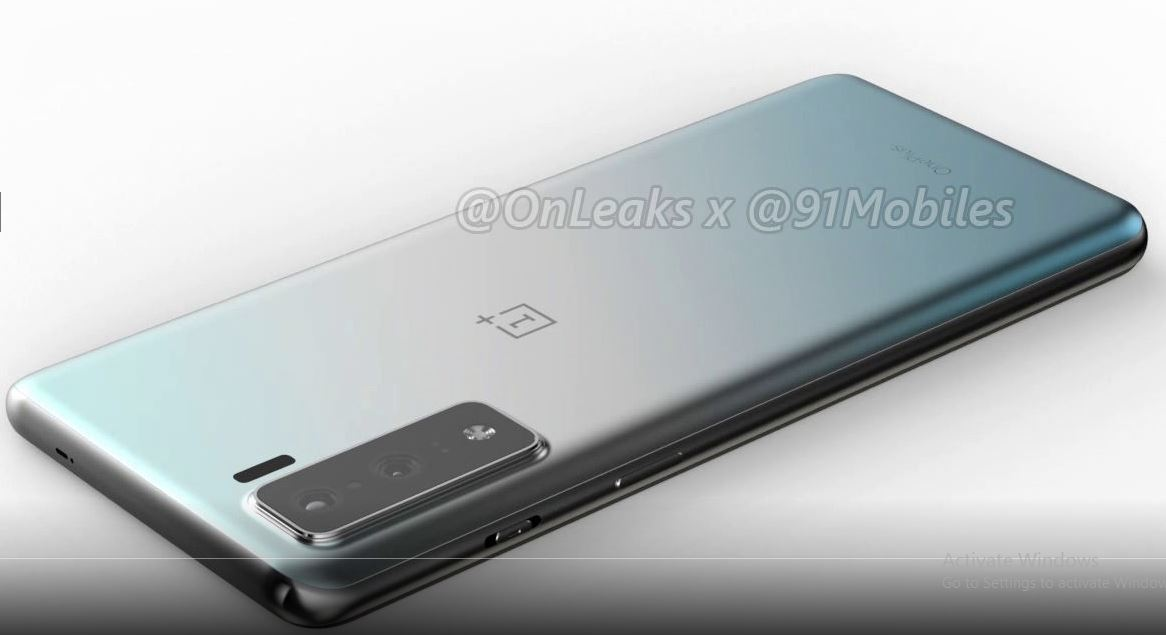 This is definitely not Samsung? OnePlus 8 Lite, very similar to the Galaxy S11e, first poses on high-quality renders