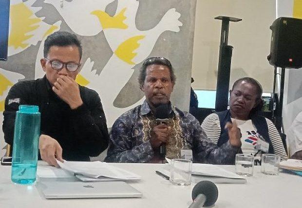 Warga Papua Sebut Pemerintah Diskriminatif dalam Membangun Infrastruktur