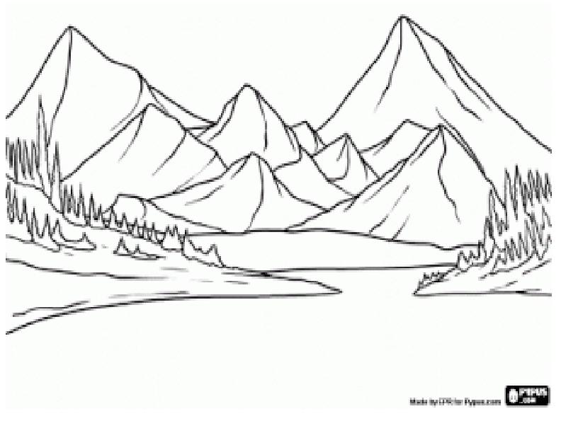 Paisajes Para Dibujar A Color Faciles: PLASTICANO, El Blog De Plástica: RECUPERAR PENDIENTE 1ºESO